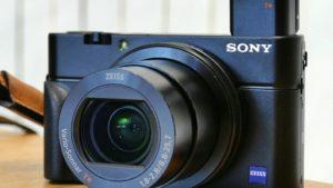 【レビュー】結局、一眼でなく高級コンデジ『SONY RX100M3』を選ぶ!スマホより綺麗に撮れてミラーレスより身軽に