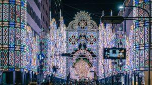 神戸ルミナリエ2017が終了!来場者数は去年より多い339万!写真・動画まとめ