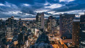 【夜景撮影】ミラーレスα6000とキットレンズSELP1650で|Photo Journal Vol.49
