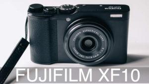 富士フイルム XF10 レビュー 画質は良好!FUJIFILMの高級コンデジ