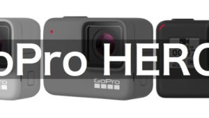 【9/12更新】GoPro HERO 7(ゴープロ7)の画像とスペックがリーク
