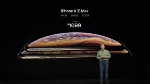 新型iPhone XS / XS Max / iPhone XRの発売日と価格