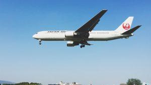 【飛行機 絶景ポイント 】「千里川土手 大阪伊丹空港32Lエンド」駐車場情報もあり