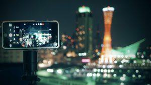 iPhoneで撮影した「夜景」を更に綺麗に編集する方法 Ver.2