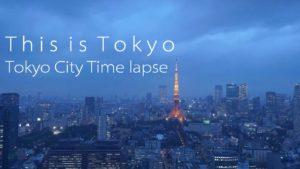 【東京でタイムラプス】 撮影場所や撮影方法も紹介